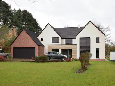 RIBA Architects in Prestbury House Extension, remodelling and bespoke new homes